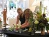 The Art of Flower arranging in Jak Brewer vases