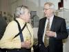 Phil Hanes & Walter Mondale 2009